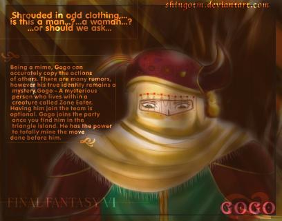 Card5-FinalFantasyVI-Gogo by Tidi-Lebre