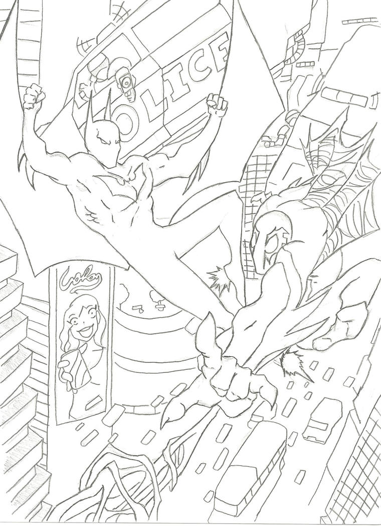 spider man unlimited coloring pages - photo#17