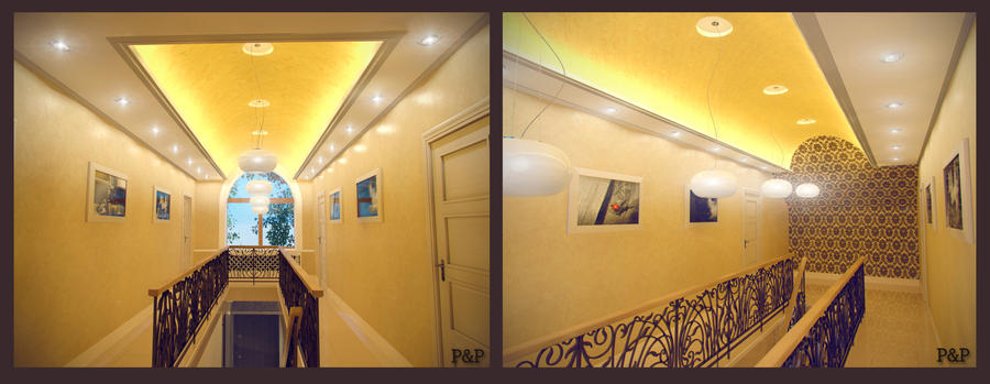 corridor by PavelLi86