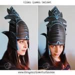 Alien Queen Helmet