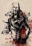 God of Destruction by DragonSpirit469