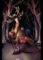 The Roadkill God by DragonSpirit469