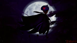 (SFM/POKEMON) Princess of night by X-Hawk369