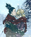 Warming Kiss.