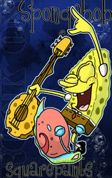 Rock On Spongebob REVAMP by thecatsmewz