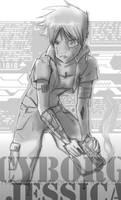 Cyborg Jessica Fanart