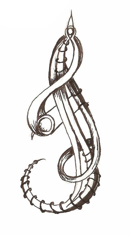 J Letter Tattoo Designs Tattoo Letter J...