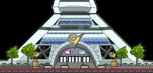 Prism Tower STAGE SPRITE