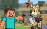 Steve and Fox
