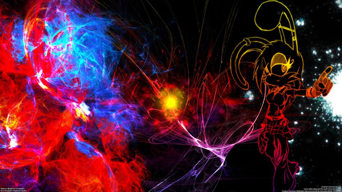 Studio Desktop .:Rocker BB:. by FreakyEd