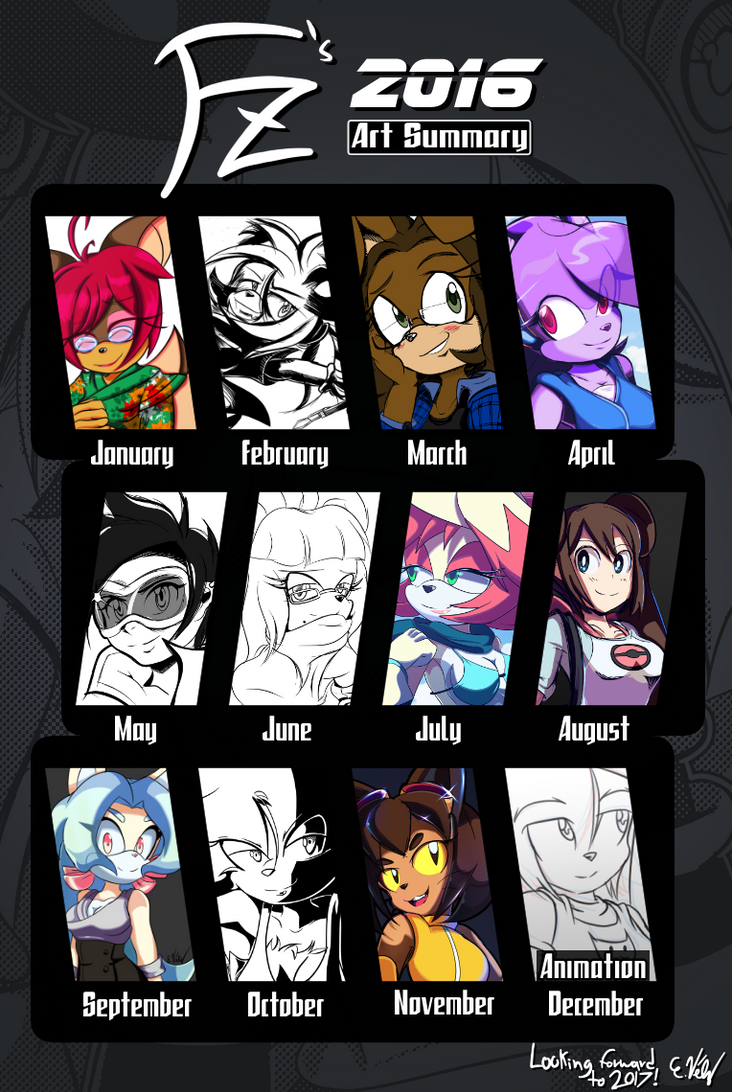 2016-Summary by FreakyEd