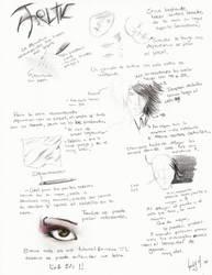 Tecnicas basicas de dibujo by Alfteconish
