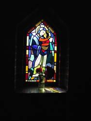 stained glass by avvelenatore
