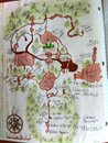 Twilight Princess Hyrule map by aBookReadersLife
