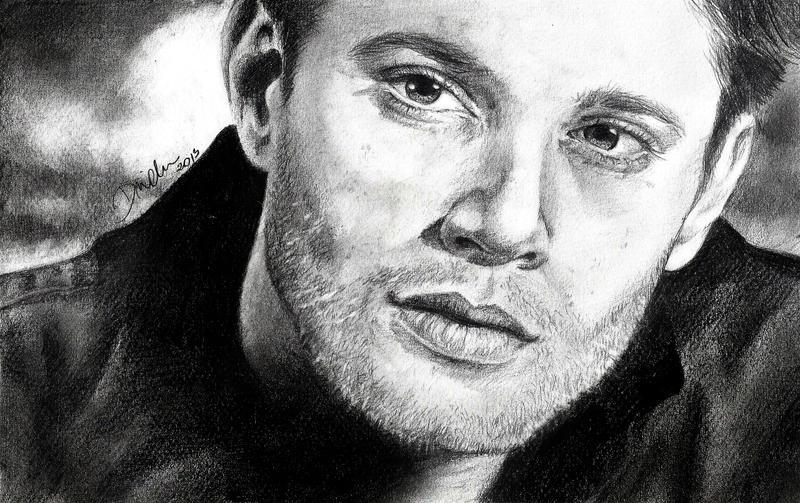 Dean Winchester by katsempire