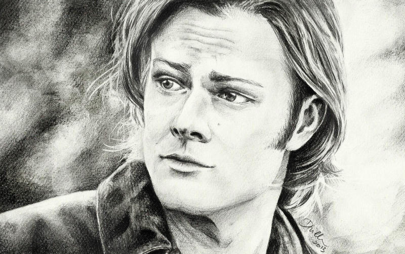 Sam Winchester by katsempire