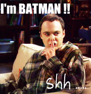 Sheldon Cooper by Smile4Purple
