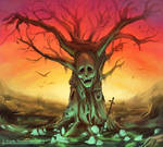 Death tree
