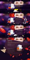 Eye makeup by laibach0812