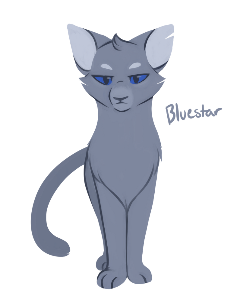 My Warrior Cats Drawings