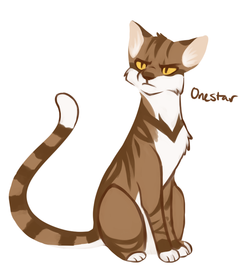 Warrior Cat Art Challenge
