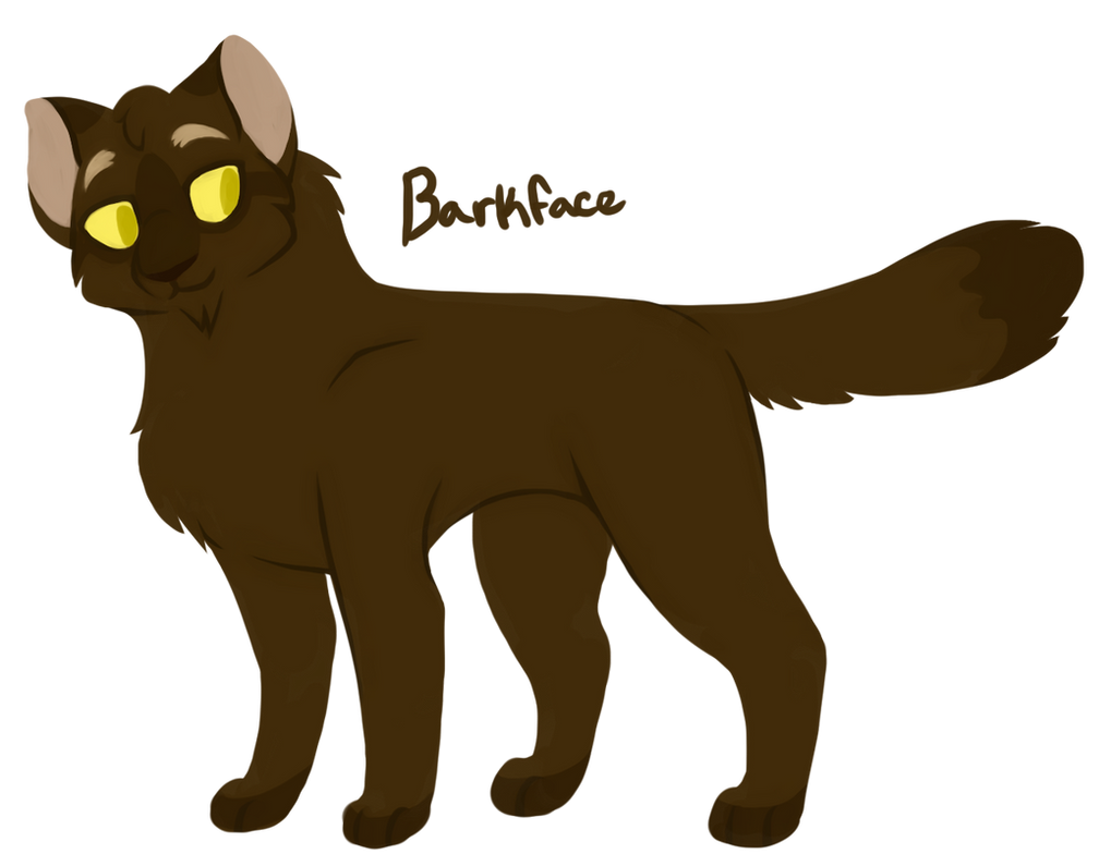 Warrior Cat Bark
