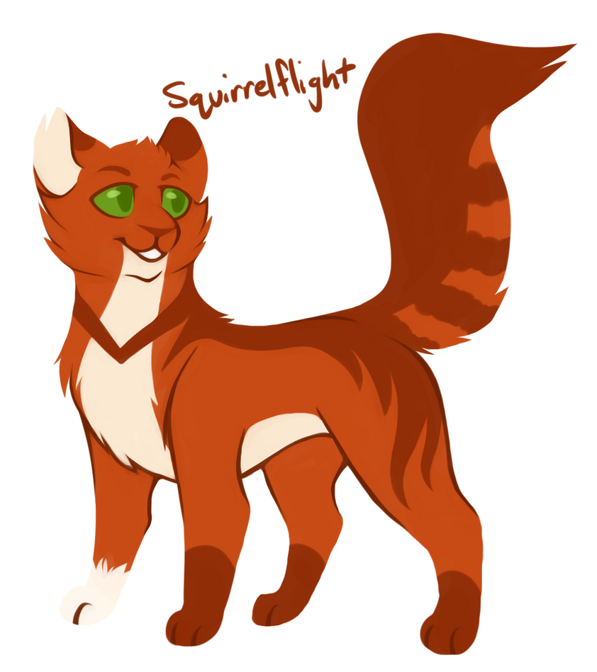 100 Warrior Cats Challenge 20 Squirrelflight By