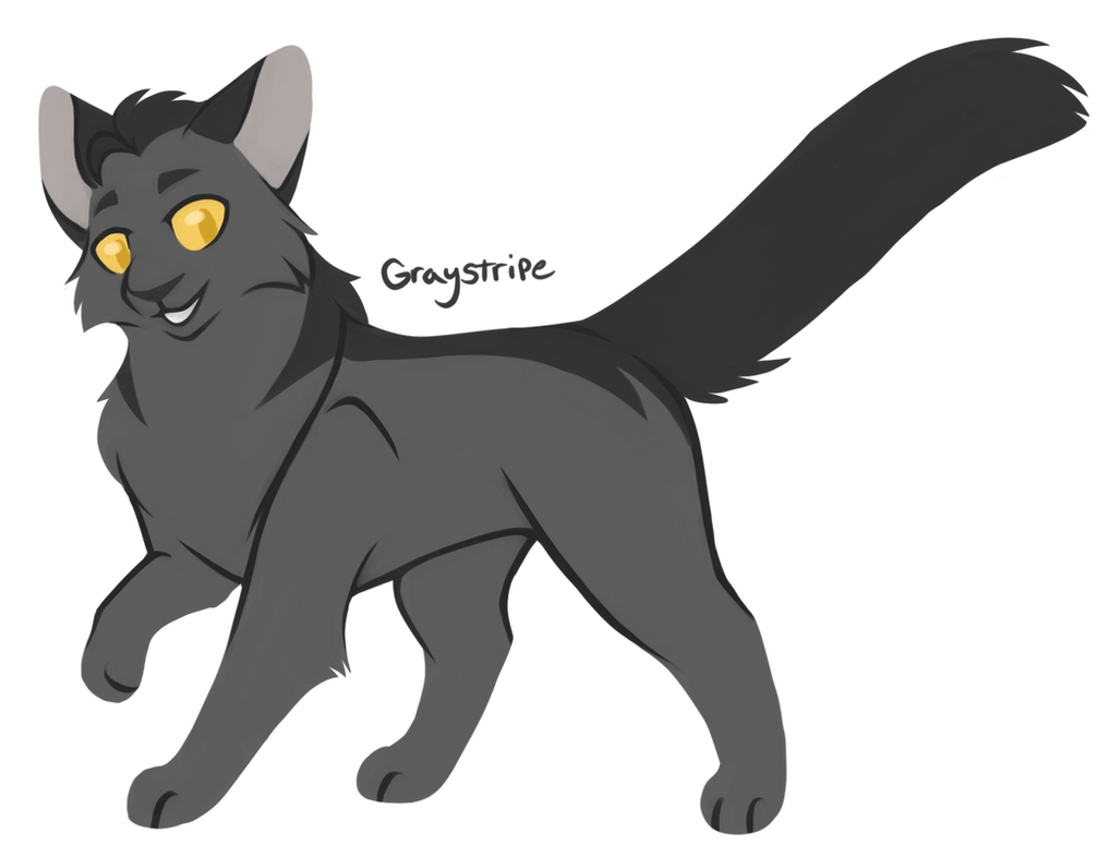 Warrior Cats Graywing