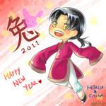 Hetalia China New Year 2011