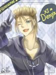 Kingdom hearts-Demyx