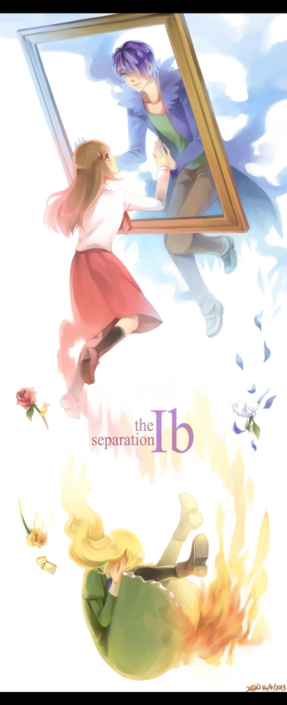 Ib-the Separation by christon-clivef