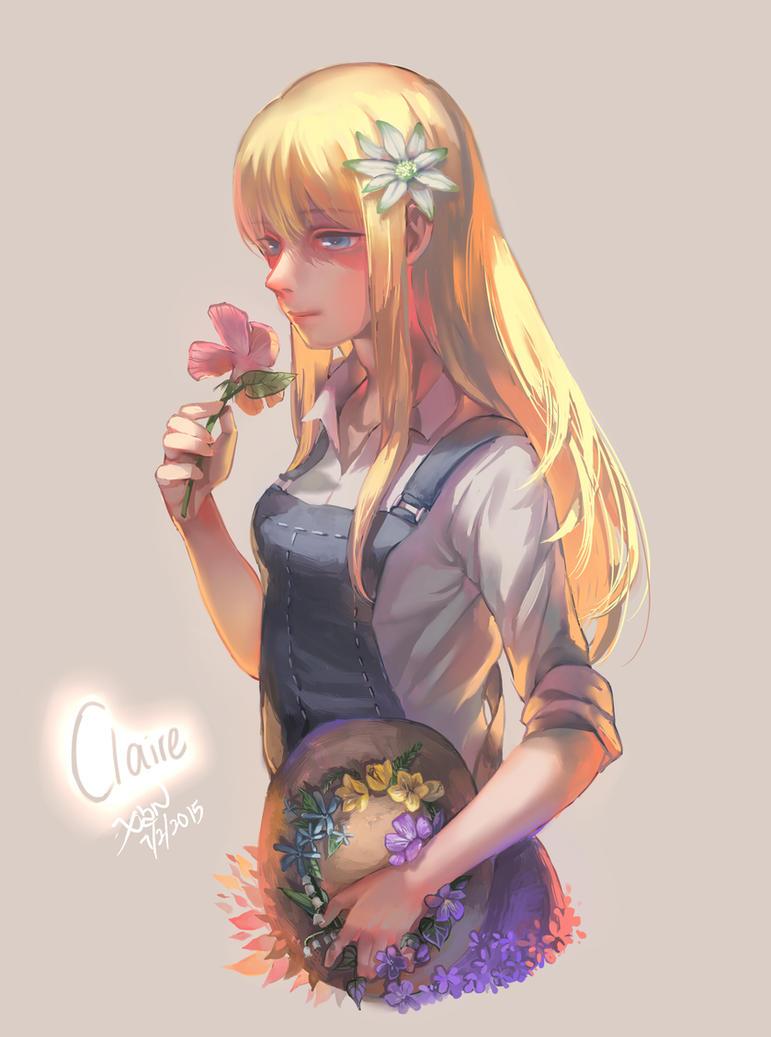 HM- claire by christon-clivef