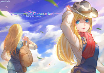 HM- Generations by christon-clivef