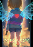 Undertale- Mercy by christon-clivef