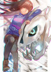 UT- the Girl and her Beast