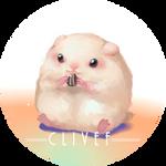 Badge Small Hamster