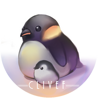 Badge Small Penguins