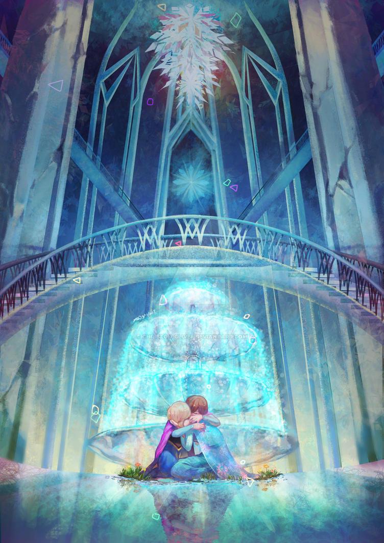 Frozen- True Love by christon-clivef