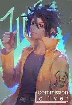 Commission- Jing