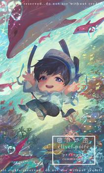 Commission- Sailor Charlie