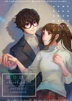 Commission- Akira Kasumi