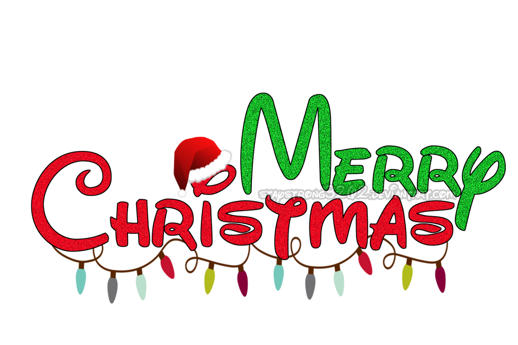 Merry Christmas texto ...