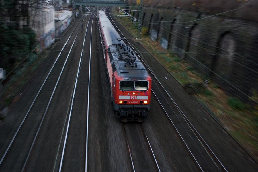 Wuppertal's Main Line by ZCochrane