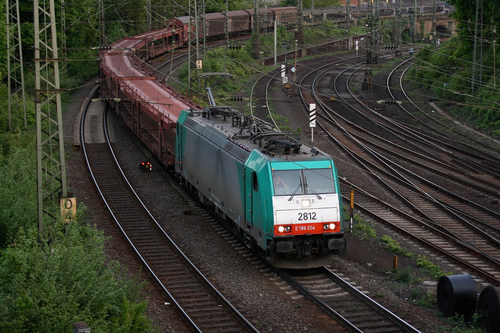 SNCB slash NMBS 2812 by ZCochrane