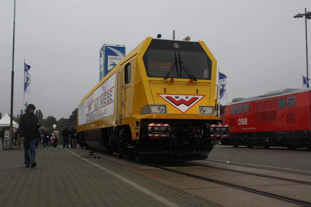 Innotrans 2010 - Wiebe Maxima by ZCochrane