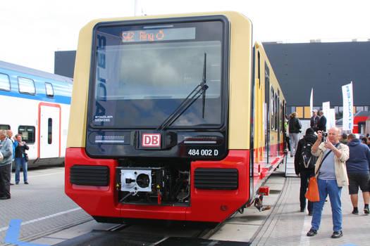 Innotrans 2018 - New Berlin S-Bahn