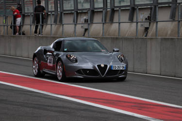 4C in the Pits