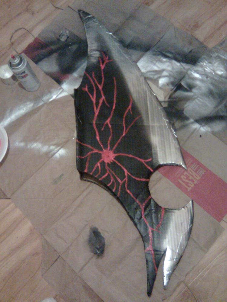 Alex Mercer's Blade Arm by Richumaru on DeviantArt