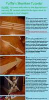 Yuffie's Shuriken Tutorial by Richumaru