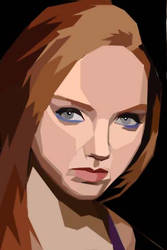 Lily Cole by octopusolive